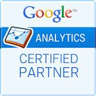 Logo Google Analytics Certified Partner